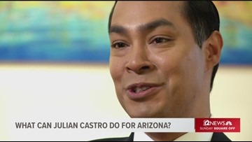Why Julian Castro thinks Arizona matters in 2020 presidential race