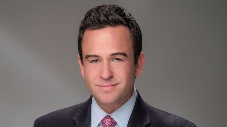 Joe Dana - I-Team reporter/anchor