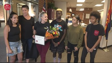 A+ Teacher of the Week: Gilbert High School teacher helps students succeed