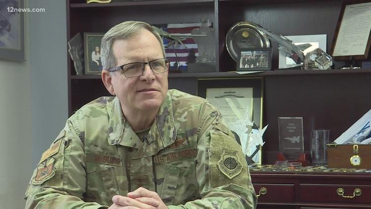 Those Who Serve: Maj. Gen. Michael T. McGuire