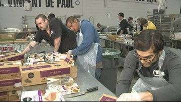 St. Vincent de Paul prepping 5,000 turkeys for Thanksgiving