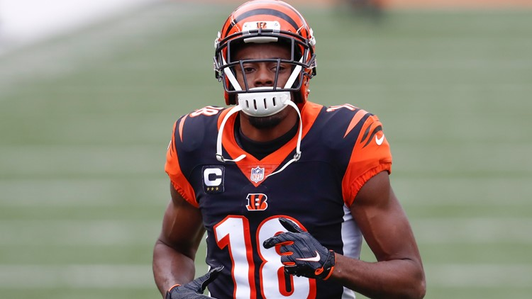 Reports: Cardinals signing veteran receiver A.J. Green to one-year deal