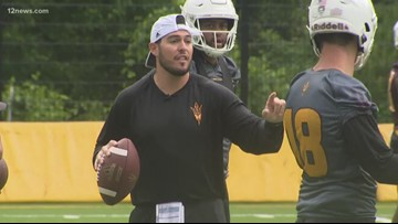 Mike Bercovici is an invaluable addition to the ASU football staff
