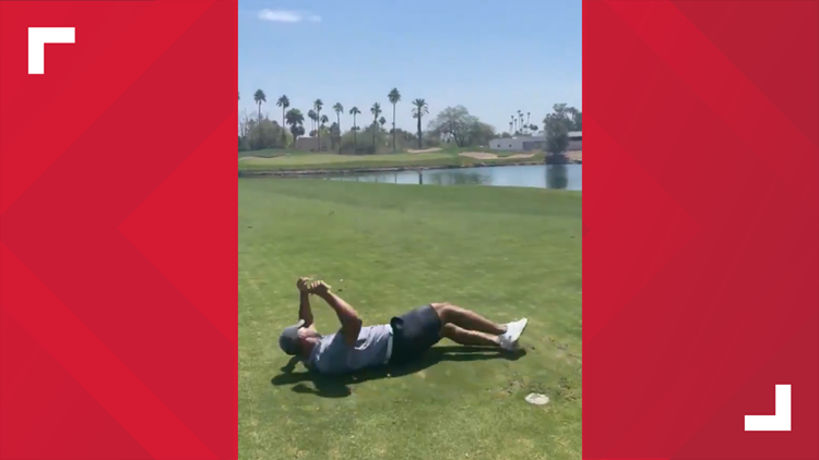 Cardinals rookie Zaven Collins forgot to bring JJ Watt's breakfast to golf, and he made him pay