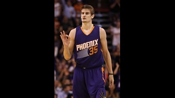 Dragan Bender returns to the NBA, at long last