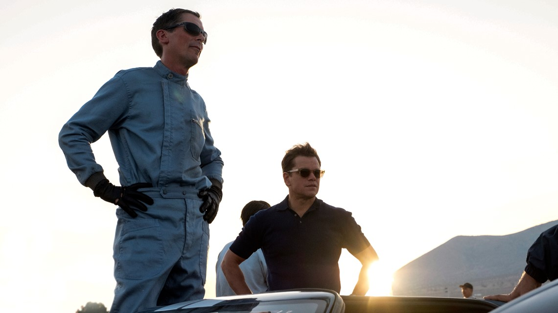 Christian Bale Trained For His Ford V Ferrari Role In Arizona 12news Com