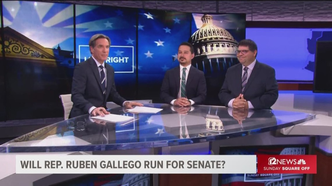 Ruben Gallego running for U.S. Senate, per political insider