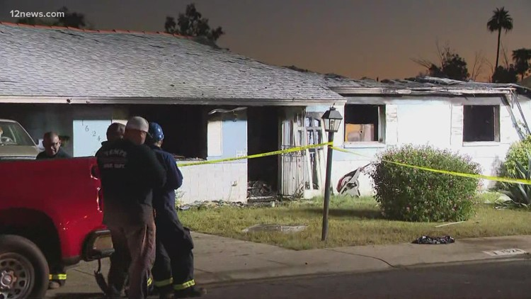 Fatal Tempe house fire ruled 'not accidental,' officials say