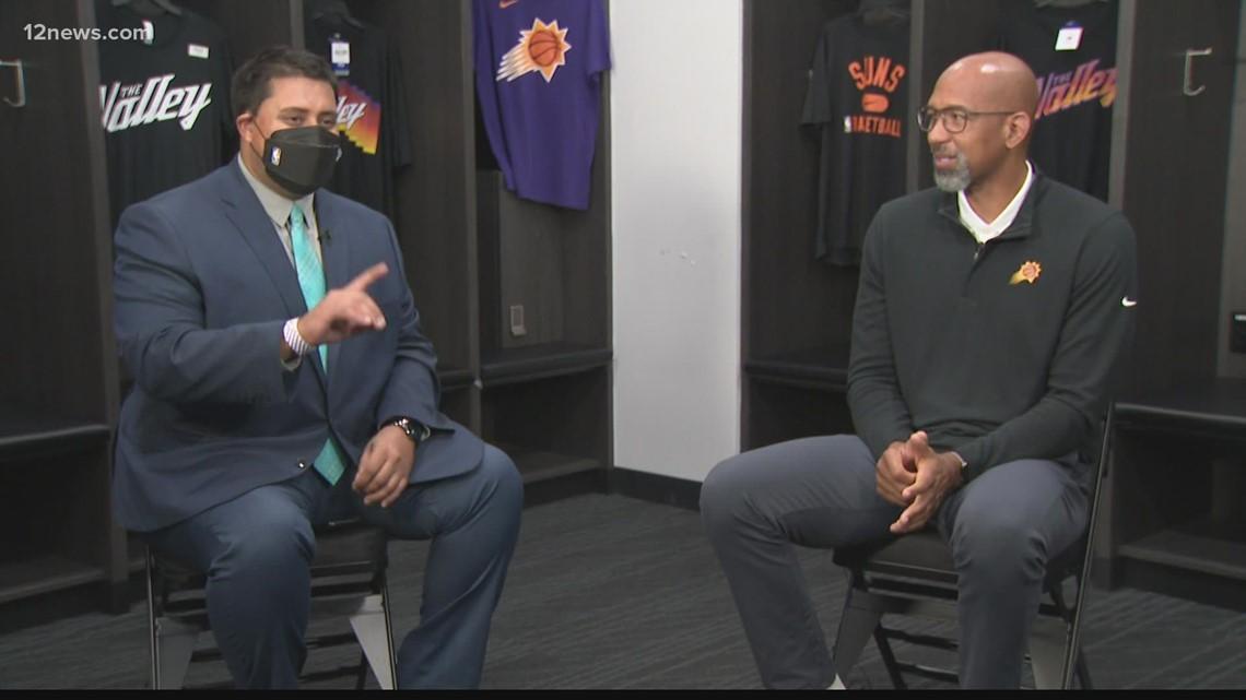 Sunday Conversation: 1-on-1 with Phoenix Suns' Head Coach Monty Williams