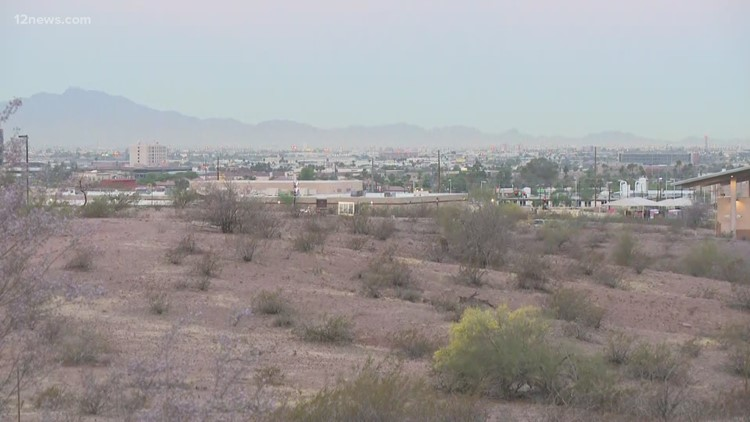 Phoenix ranked among worst in country for air quality, recent report finds