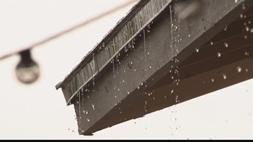 Valley storm delivers much-needed rain and heat relief