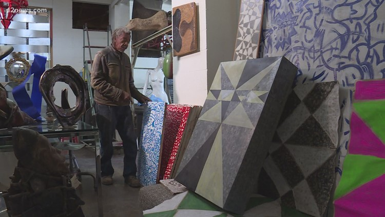 Black Valley artist featured in Scottsdale exhibit celebrating artists of color