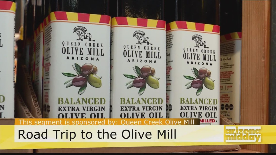 Road Trip: Queen Creek Olive Mill