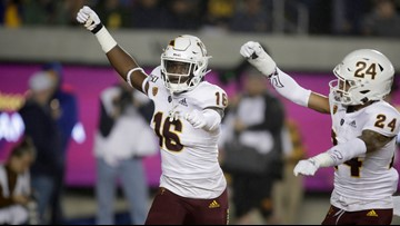 Arizona State upsets No. 15 Cal 24-17 on the road