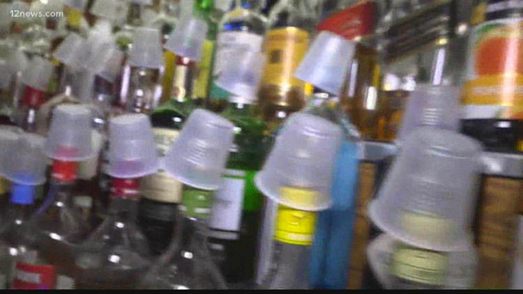 Arizona restaurants and bars can now apply to serve alcohol to-go