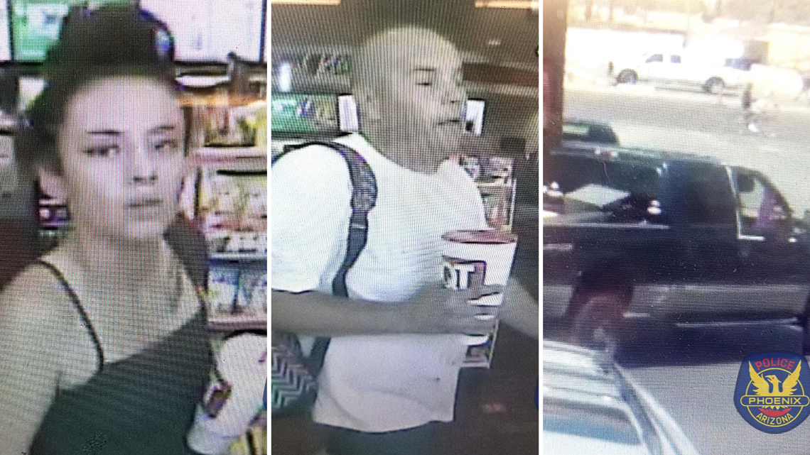 BREAKING: Couple steals truck with baby girl still inside in Phoenix