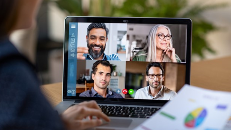How to stay professional on video calls while working at home