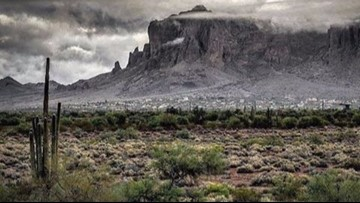 Missing hiker found in the Superstitions