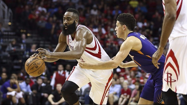 3b3bfb5bbe67 James Harden becomes first player in ASU history to win NBA s Most Valuable  Player