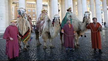 La celebración del Día de los Tres Reyes Magos