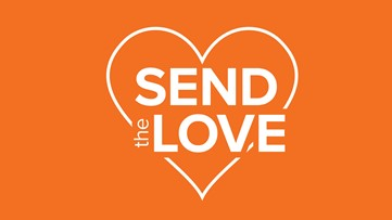 Be filled with hope with Arizona's #SendTheLove feed
