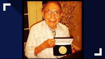 Navajo Code Talker Fleming Begaye Sr. has died