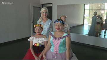 Everywhere A to Z: Behind the scenes of 'Frozen Junior' in Ahwatukee