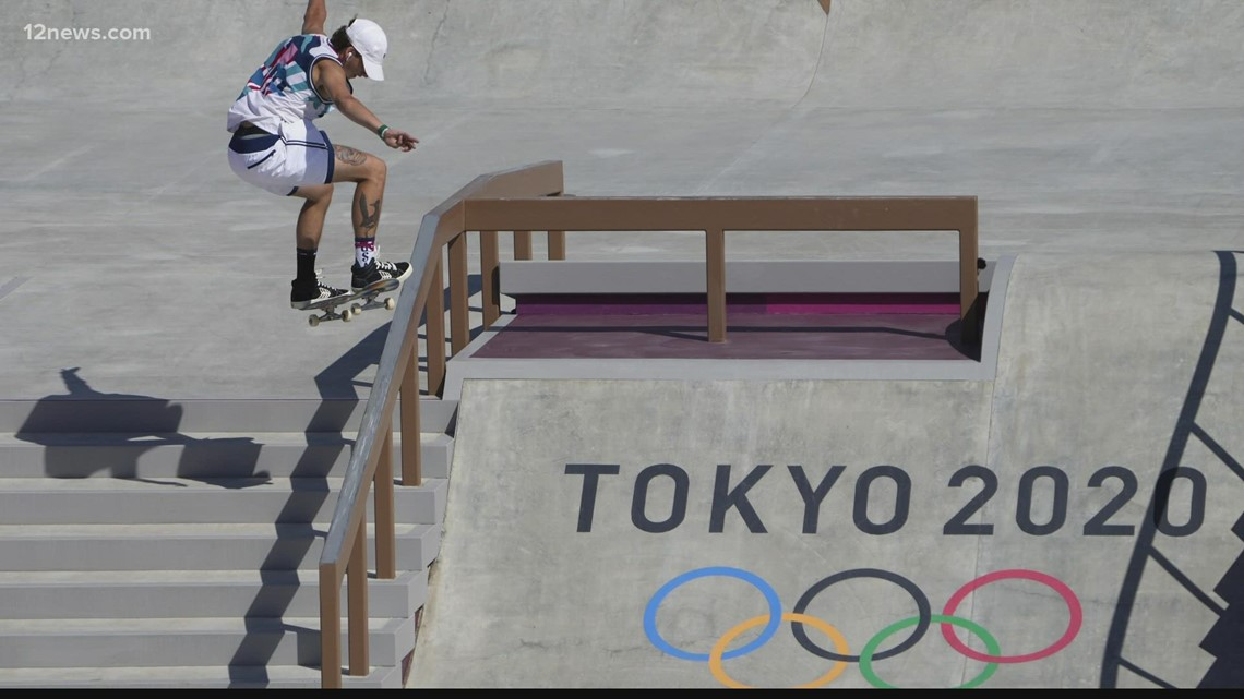 Jagger Eaton already back to work after winning bronze in Tokyo Olympics