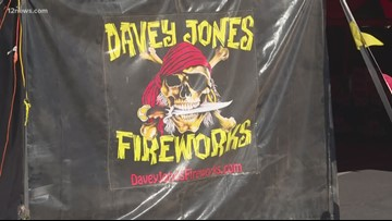 Keeping illegal fireworks out of Mesa due to injuries