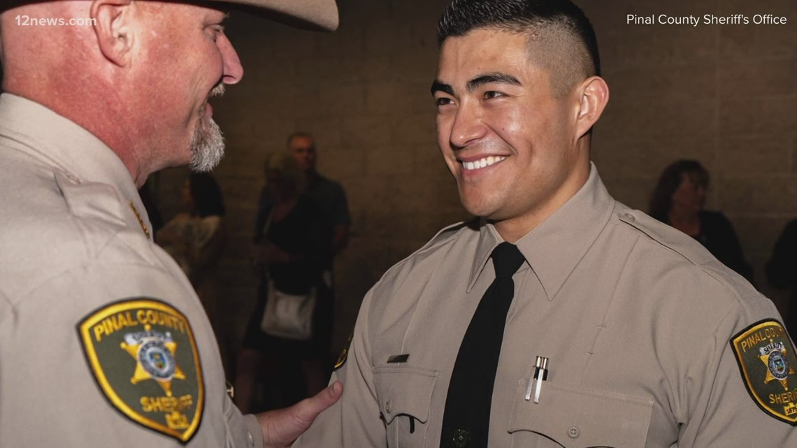 VIDEO: Pinal County deputy pleads for release after getting stopped for DUI