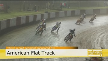 Start Your Engines and Head To the American Flat Track