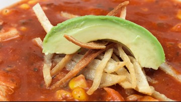 Nearly 7,000 pounds of chicken tortilla soup recalled for potential plastic contamination