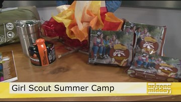 Get Ready For Girl Scout Summer Camp!
