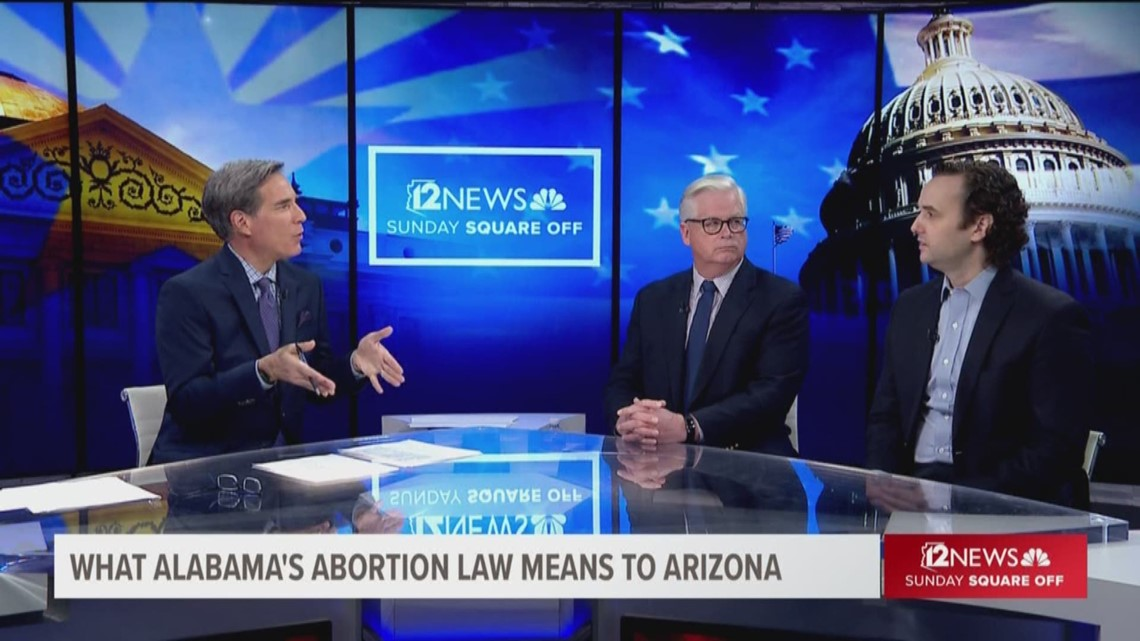 Alabama abortion ban's impact on Arizona's anti-abortion law