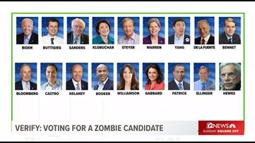 Beware 'zombie' candidates: Why Arizona voters should hold off mailing in ballot