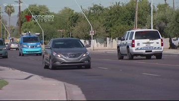 Woman in wheelchair injured in a hit-and-run in Chandler