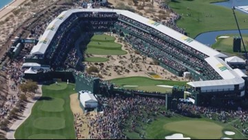 Phoenix Open raised record-breaking amount for Arizona charities