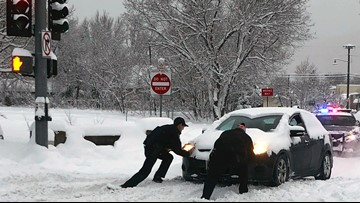 February storm cost NAU at least $100K in snow removal alone