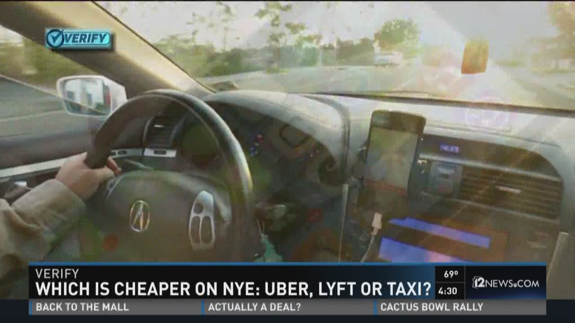 Uber, Lyft, taxi: Cheapest ride for New Year's Eve ...