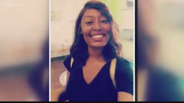 'I don't want my baby to be a statistic': After seemingly senseless shooting in Phoenix, family calls for justice