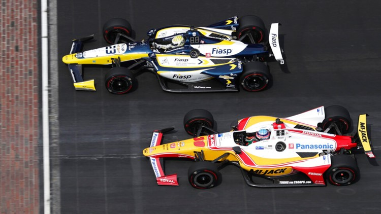 Tony Kanaan fastest in final Indy 500 qualifying