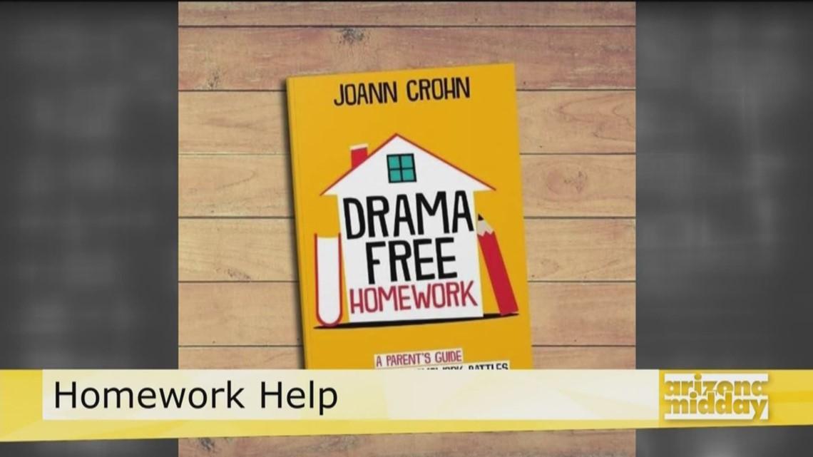 Drama-free Homework with the No Guilt Mom