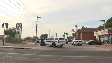 Suspects still on the loose after shooting, killing victim in Phoenix