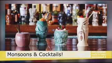 Monsoon Drink Recipes with Hula's Modern Tiki!