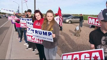Perry HS officials, parents battle over handling of student's MAGA gear