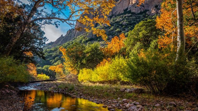 When does fall start in Arizona?