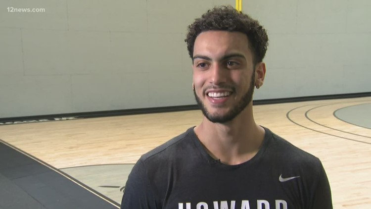 NBA prospect, Perry alum Markus Howard taking advantage of time with family in the Valley