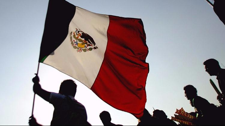 Un poco de historia: Día de la bandera mexicana
