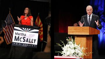 It's 2020 in Arizona: Can McSally win, will Woods run?