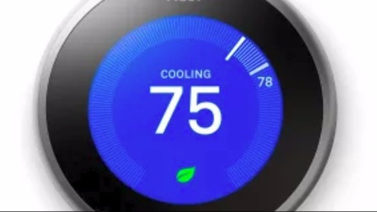 Read for tips about how to set your thermostat in the summer and the winter to reduce energy costs.
